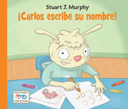 Carlos escribe su nombre by Stuart J. Murphy