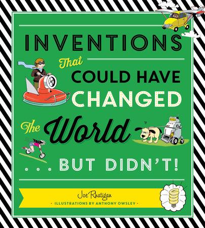 Inventions by Joe Rhatigan