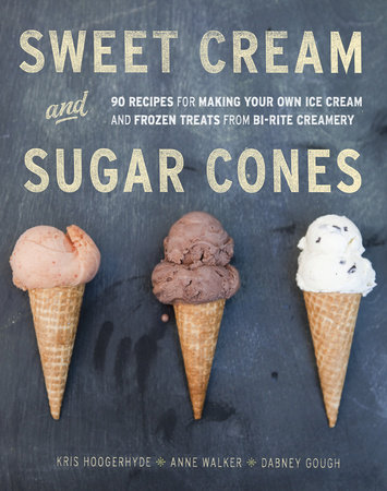Sweet Cream and Sugar Cones Book Cover Picture