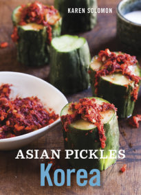 Asian Pickles: Korea