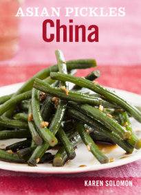 Asian Pickles: China