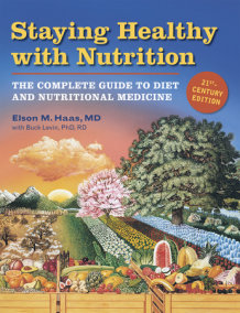 Staying Healthy with Nutrition, rev