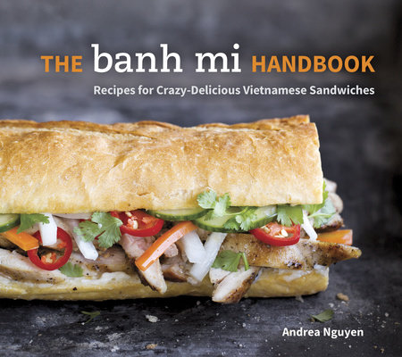 The Banh Mi Handbook Book Cover Picture