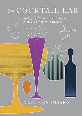 The Cocktail Lab by Tony Conigliaro