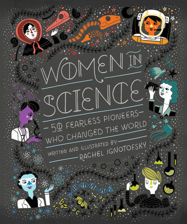 Women in Science Book Cover Picture