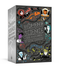 Women in Science: 100 Postcards