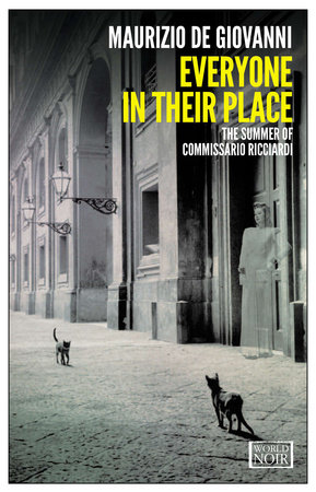 Everyone in Their Place by Maurizio de Giovanni