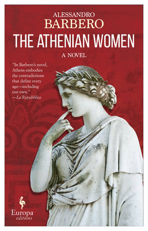 The Athenian Women by Alessandro Barbero