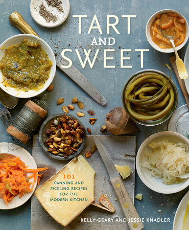 Tart and Sweet by Jessie Knadler and Kelly Geary