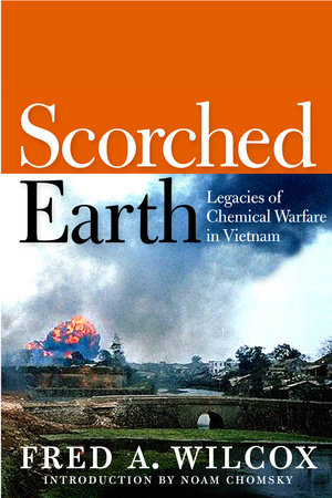 Scorched Earth by Fred A. Wilcox