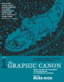The Graphic Canon, Vol. 1