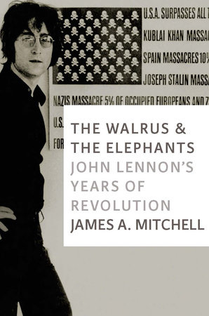 The Walrus and the Elephants Book Cover Picture