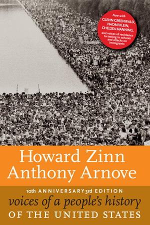 Voices of a People's History of the United States, 10th Anniversary Edition by Howard Zinn and Anthony Arnove