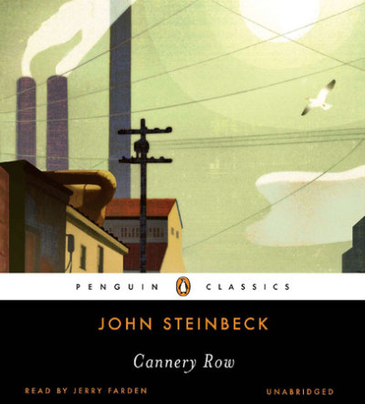 Cannery Row cover