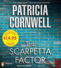 The Scarpetta Factor Cover