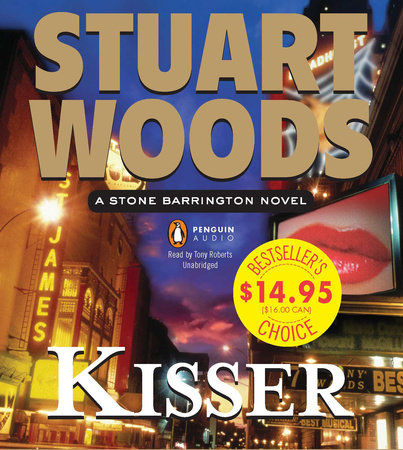 Kisser by Stuart Woods