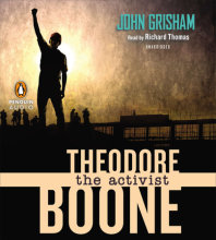 Theodore Boone: The Activist Cover