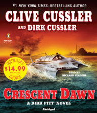Crescent Dawn Cover
