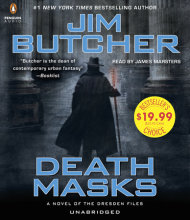 Death Masks Cover