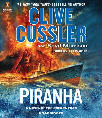 Piranha cover