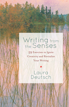 Writing from the Senses Book Cover Picture
