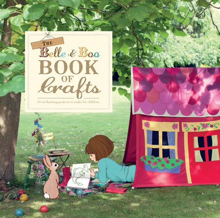 The Belle and Boo Book of Crafts by Mandy Sutcliffe