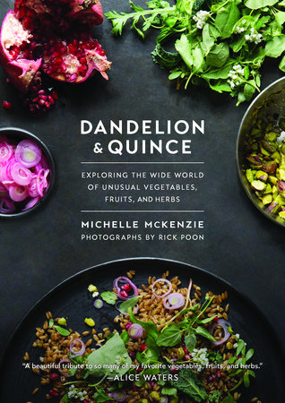 Dandelion and Quince by Michelle McKenzie