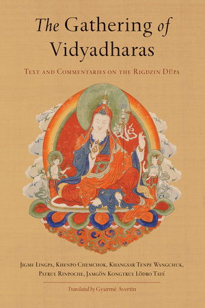 The Gathering of Vidyadharas