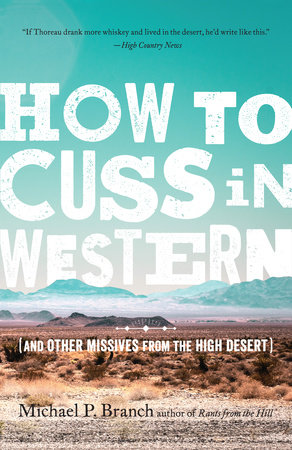 How to Cuss in Western by Michael P. Branch
