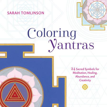 Coloring Yantras