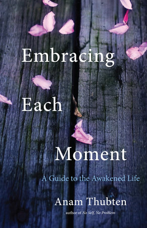 Embracing Each Moment by Anam Thubten
