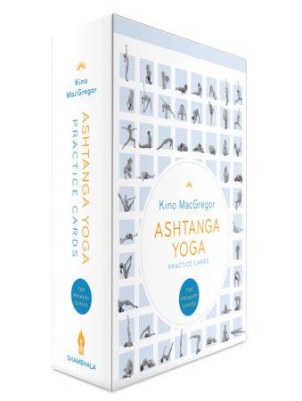 Ashtanga Yoga Practice Cards by Kino MacGregor