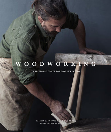 The cover of the book Woodworking