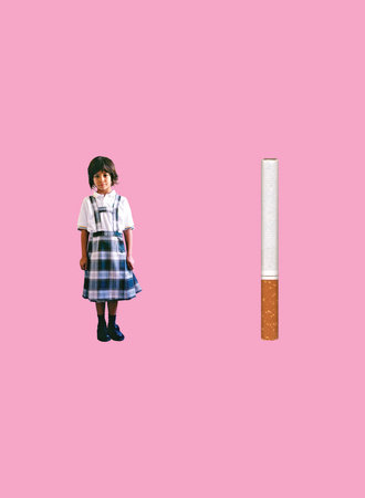 The Little Girl and the Cigarette by Benoit Duteurtre