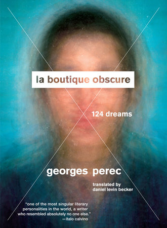 La Boutique Obscure by Georges Perec
