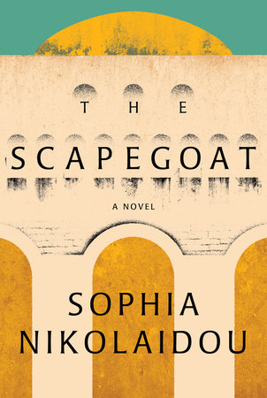 The cover of the book The Scapegoat