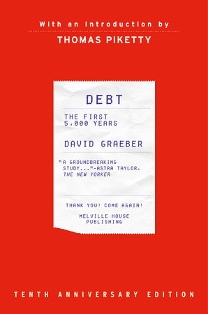 Debt - Updated and Expanded by David Graeber