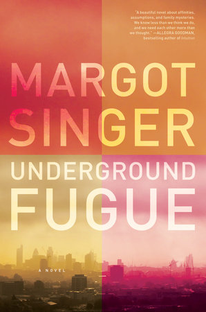Underground Fugue by Margot Singer