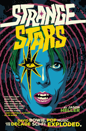 The cover of the book Strange Stars
