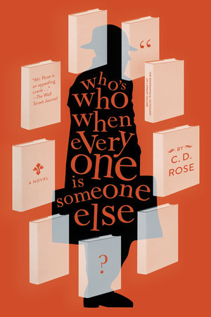 The cover of the book Who's Who When Everyone is Someone Else