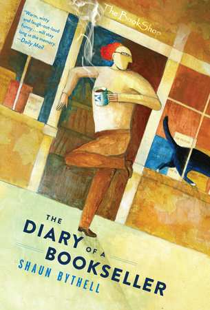 The cover of the book The Diary of a Bookseller