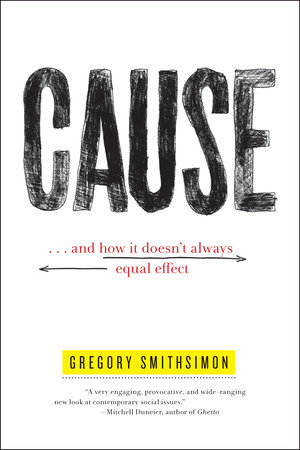 Cause by Gregory Simthsimon