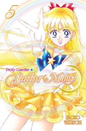 Sailor Moon 5 by Naoko Takeuchi
