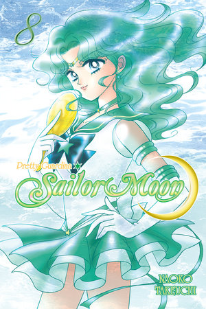 Sailor Moon 8 by Naoko Takeuchi