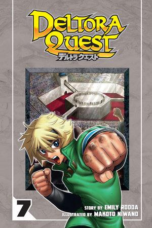 Deltora Quest 7 by Emily Rodda