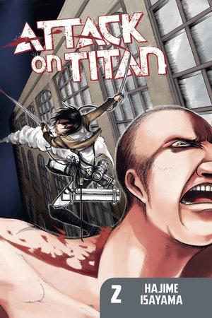 Attack on Titan 2 by Hajime Isayama