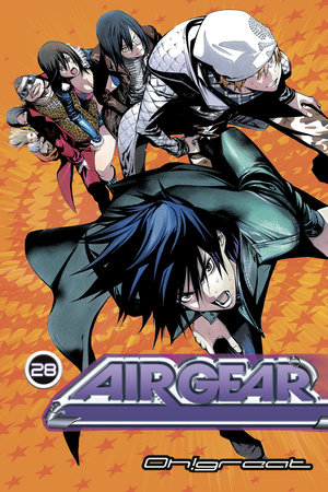 Air Gear 28 by Oh!Great