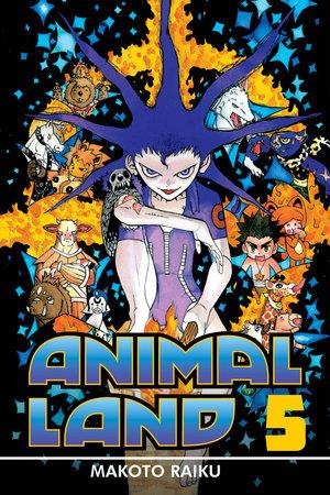Animal Land 5 by Raiku Makoto