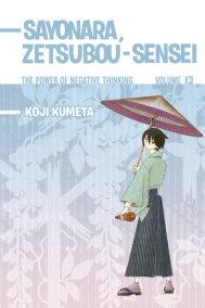 Sayonara, Zetsubou-Sensei 13