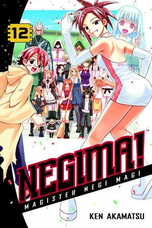Negima! Vol. 12 by Ken Akamatsu